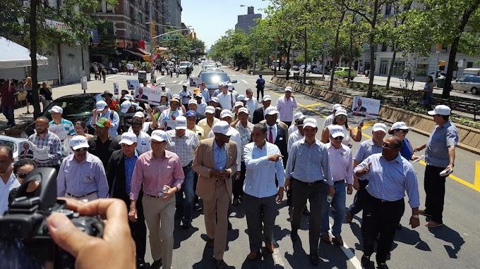 Líderes de partidos dominicanos reafirman apoyo a Espaillat y llaman a votar en masa  este martes