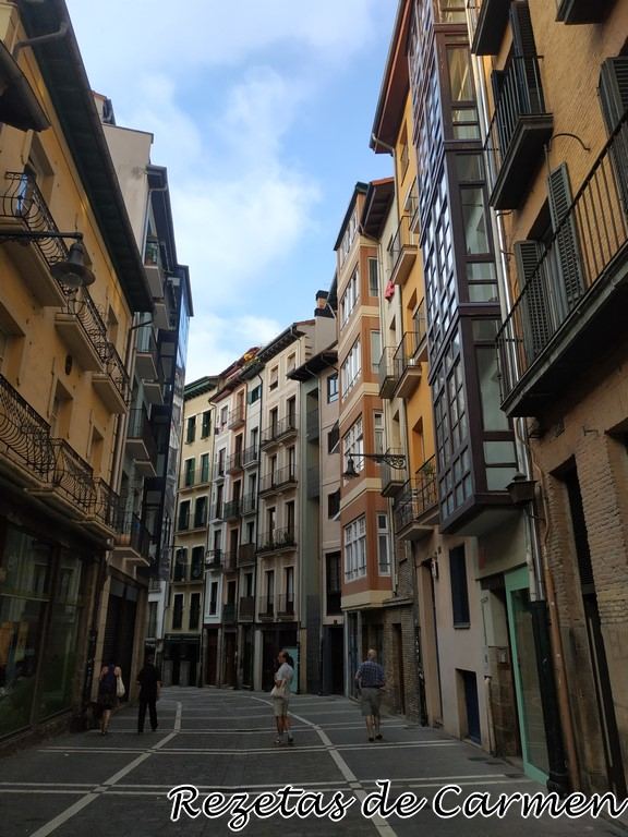 Viajar a Pamplona: donde comer