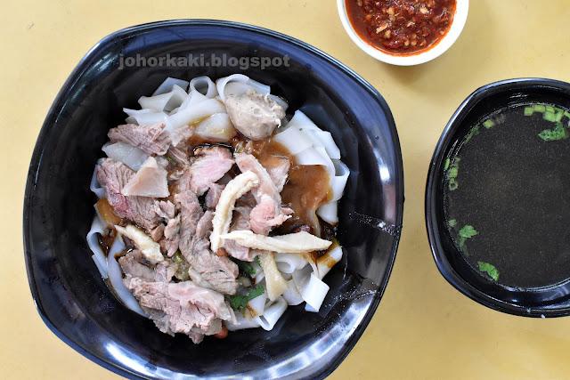 Mok-Chai-Hainanese-Beef-Noodle-莫才牛肉粉.猪肉面