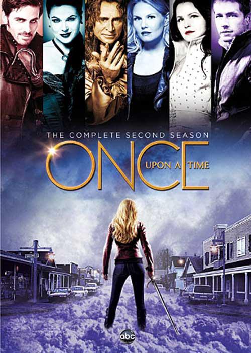 Once Upon a Time - Todas as Temporadas - HD 720p