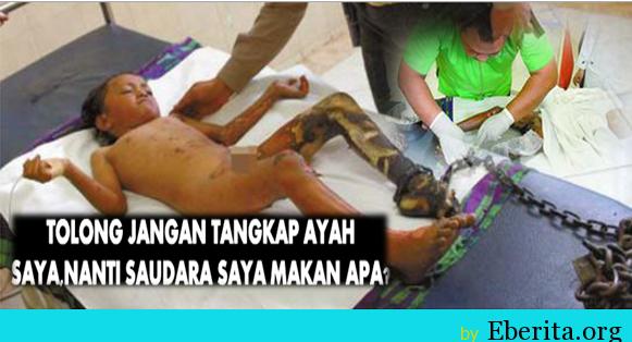 seorang anak kanak ditemukan kaki dirantai dan terbakar di duga di dera ayah kandung,,,namun lihat pengakuan anak ini sangat menyentuh hati.