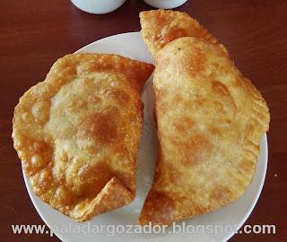 Restaurante Rincon del Mar Empanadas fritas
