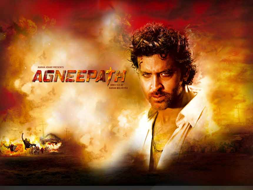 2012 Movie Poster: Agneepath 2012 Hindi Movie Online