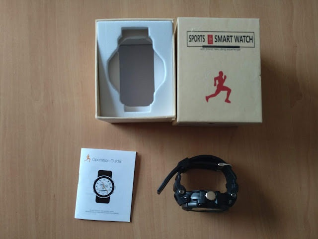 LOKMAT MK28 Smart Watch - Review