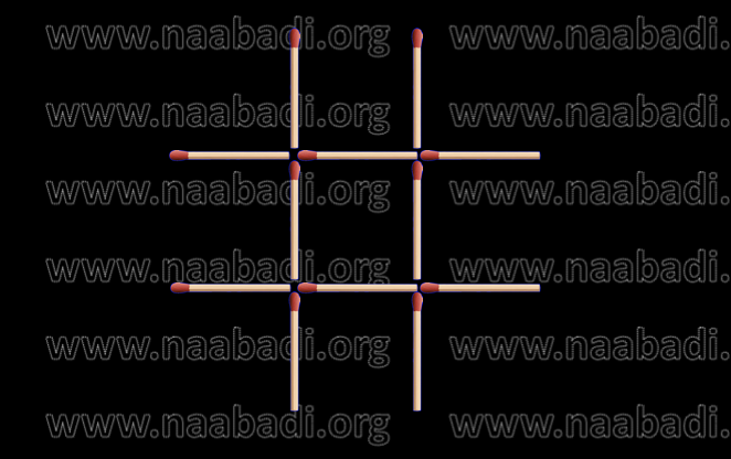 Puzzles || Maths Puzzles || Match Stick Puzzles(www.naabadi.org)