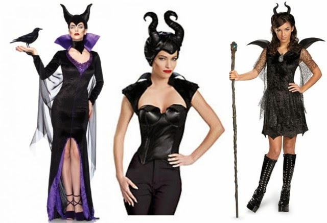 How To Dress Up Like Disney S Maleficent