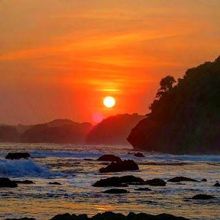 Lokasi Dan Rute Menuju Pantai Ngliyep Malang