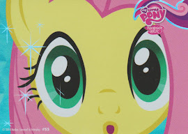 My Little Pony Fluttershy Series 1 Trading Card
