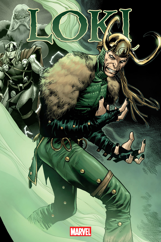 Loki Comic