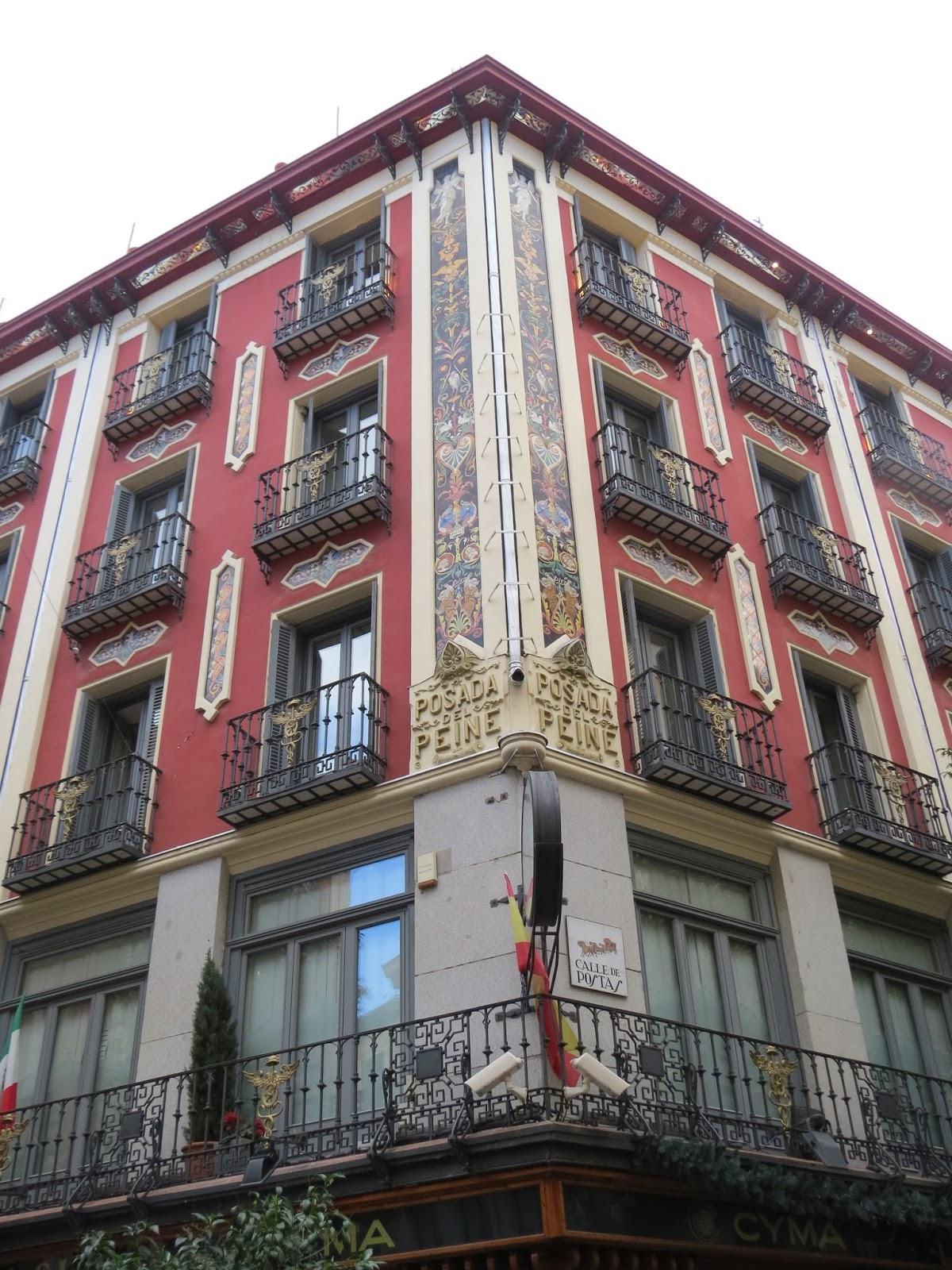 Madrid Por Aldema Menini Rede Sina