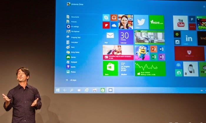 windows 10 en el 2015