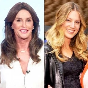 GRANDPA OF TWO, CAITLYN JENNER ABOUT TO BECOME A GRANDMA