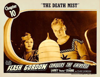 Flash Gordon conquista el Universo - The Death Mist