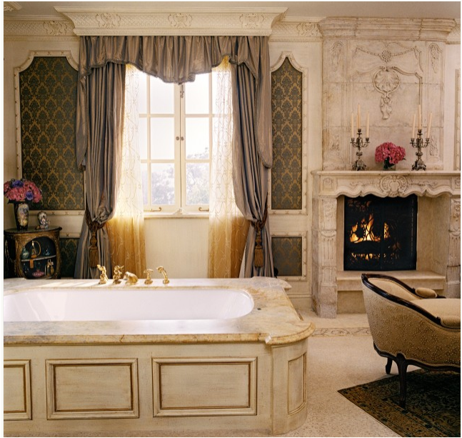 Key Interiors By Shinay: Tuscan Bathroom Design Ideas