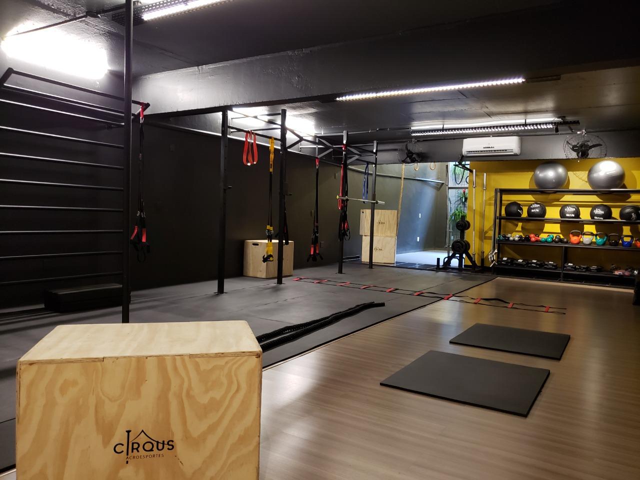 Grande festa de inauguração da academia Cirqus Acroesportes trás para Brasília um conceito inédito em arte e fitness