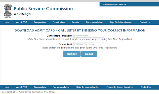 WBPSC+Admit+Card+for+audit+and+account+service+pre+exam+2016