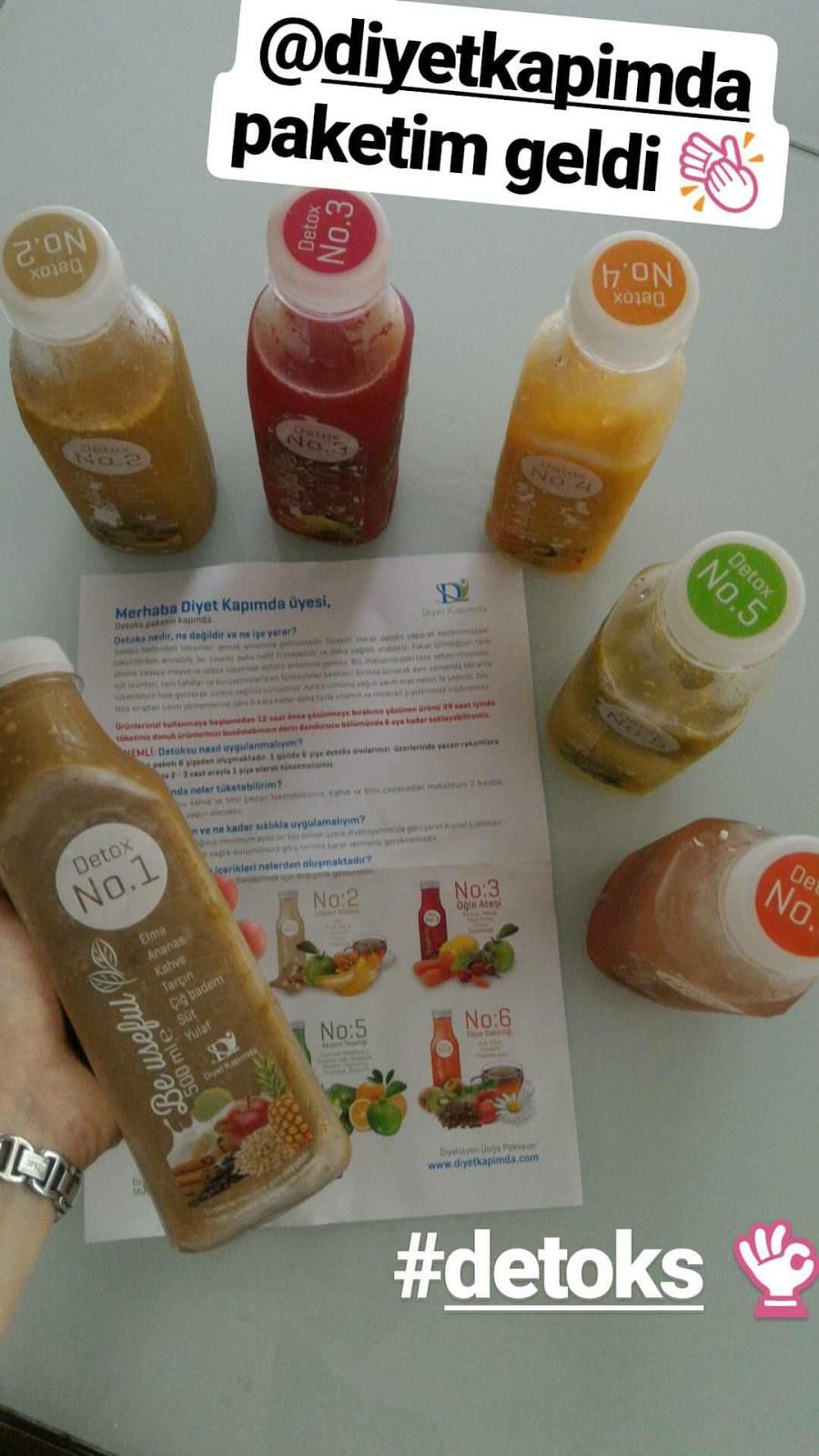 Sıvı diyet yapmak sağlıklı mı