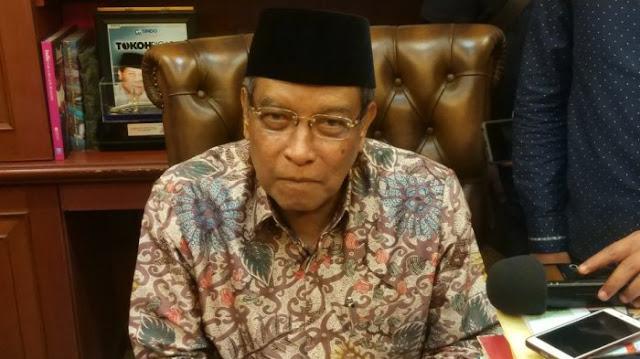 PBNU Minta Polisi Usut Aktor di Balik Pembawa Bendera HTI