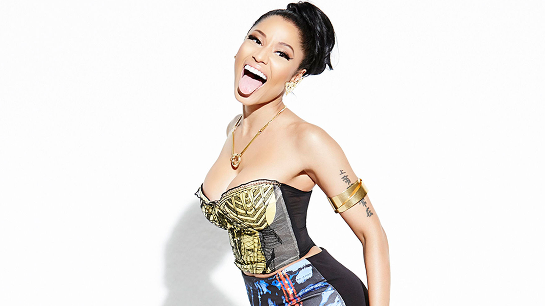 David Guetta e Nicki Minaj é garantia de farofa da melhor qualidade