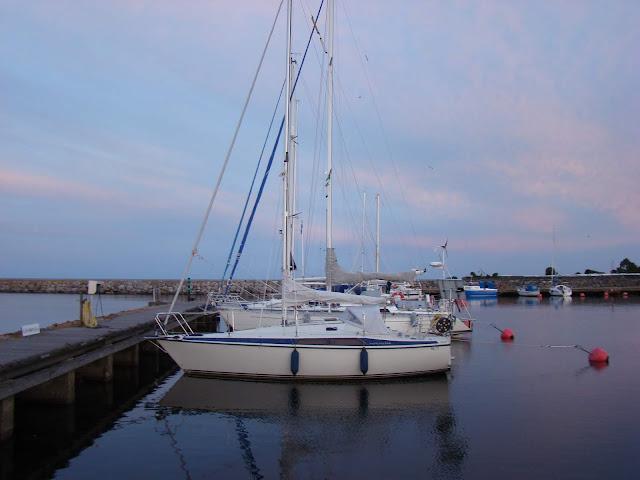 Marina w Kristianopel
