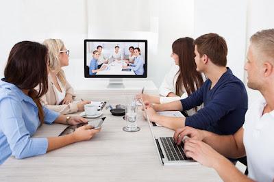 Giải pháp hội nghị truyền hình trực tuyến trong việc đào tạo từ xa