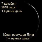 11 декабря 30 и 1 лунный день: мечтай и строй планы на будущее