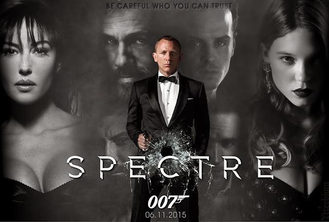 SPECTRE 007 - Berhantu!