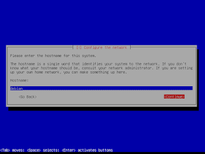Cara Instal linux Debian 2009