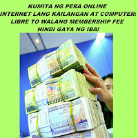 kumita ng pera online, make money online, negosyo online, work at home