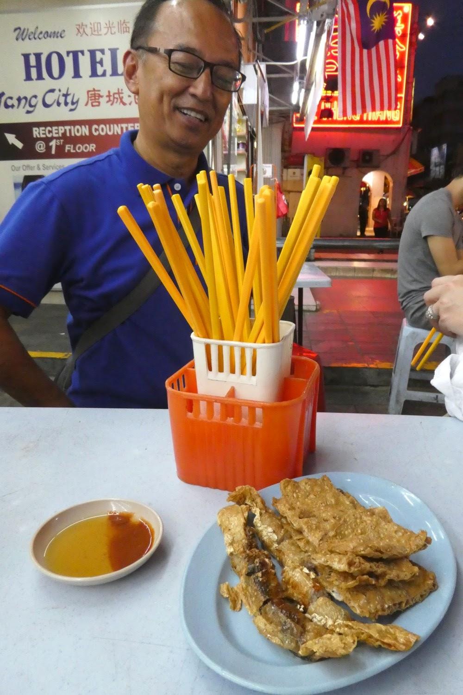 katiecrackernuts.blogspot.com.au || lobak fried bean curd Kuala Lumpur Malaysia
