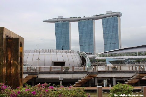 Sewa Mobil di Singapore