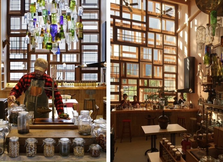 02-Kamikatz-Public-House-a-Pub-in-Japan-Built-out-of-Recycled-Materials-Hiroshi-Nakamura-&-NAP-www-designstack-co