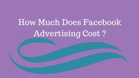 تكلفة الاعلان على الفيس بوك