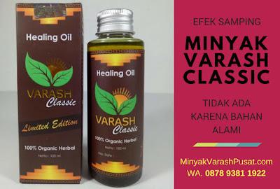 Minyak Varash Natural Classic