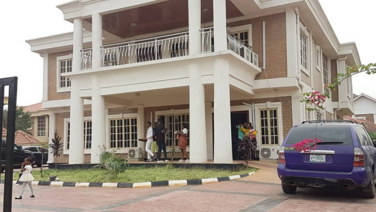 Congratulations: Comedian Akpororo Holds Housewarming After Acquiring New Mansion