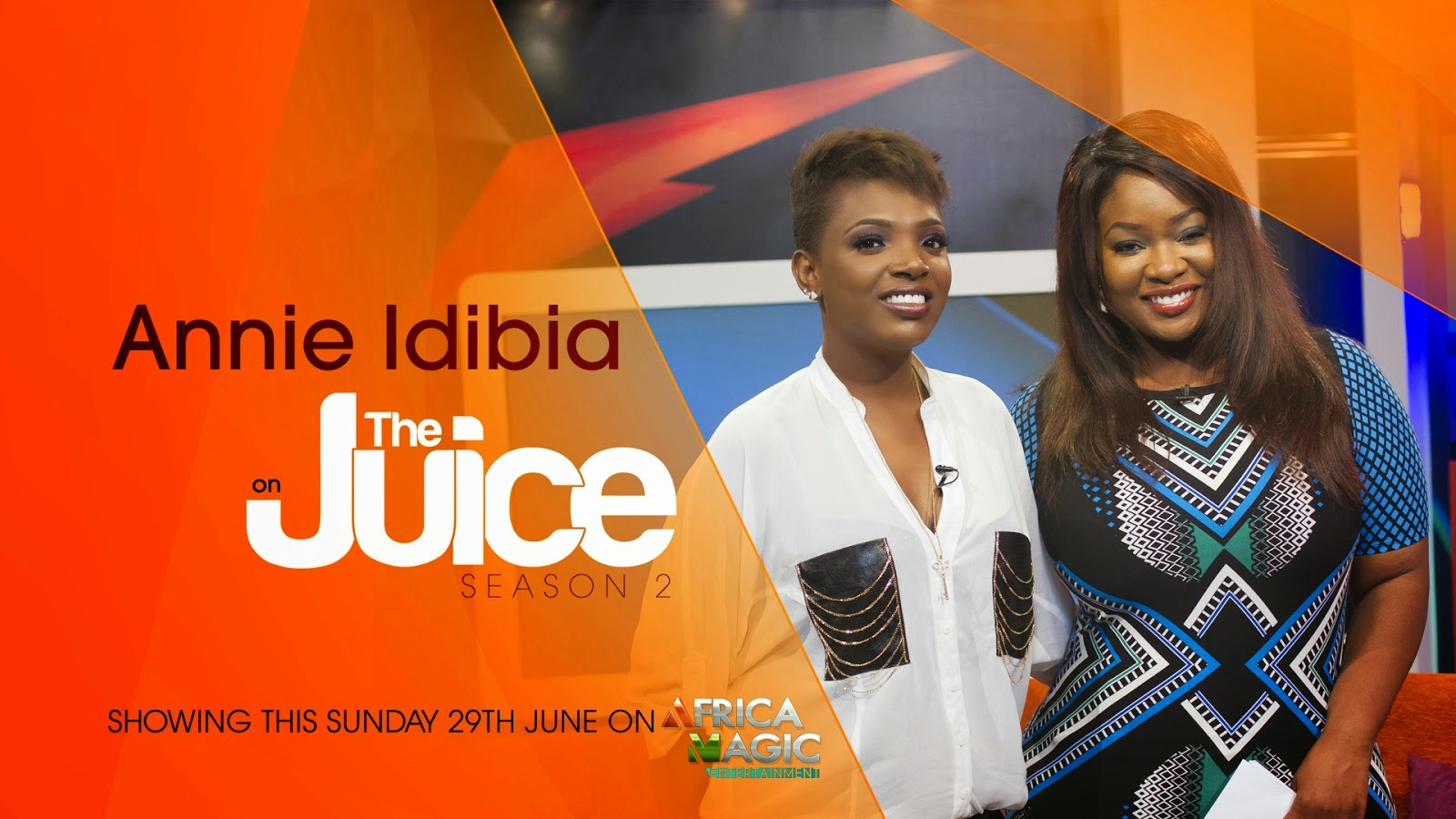 annie idibia the juice