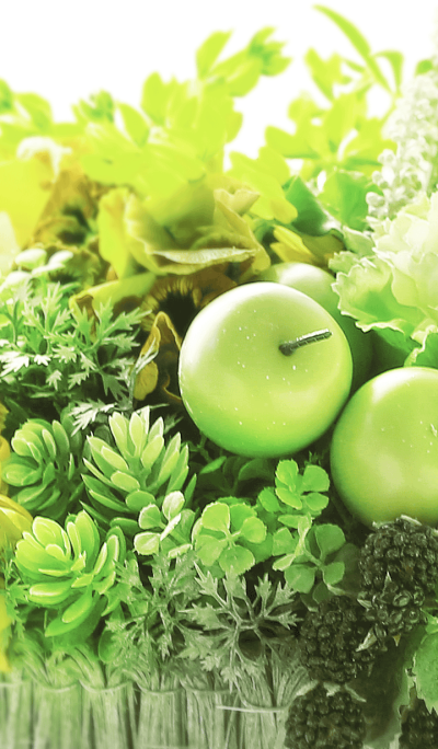 little green apple