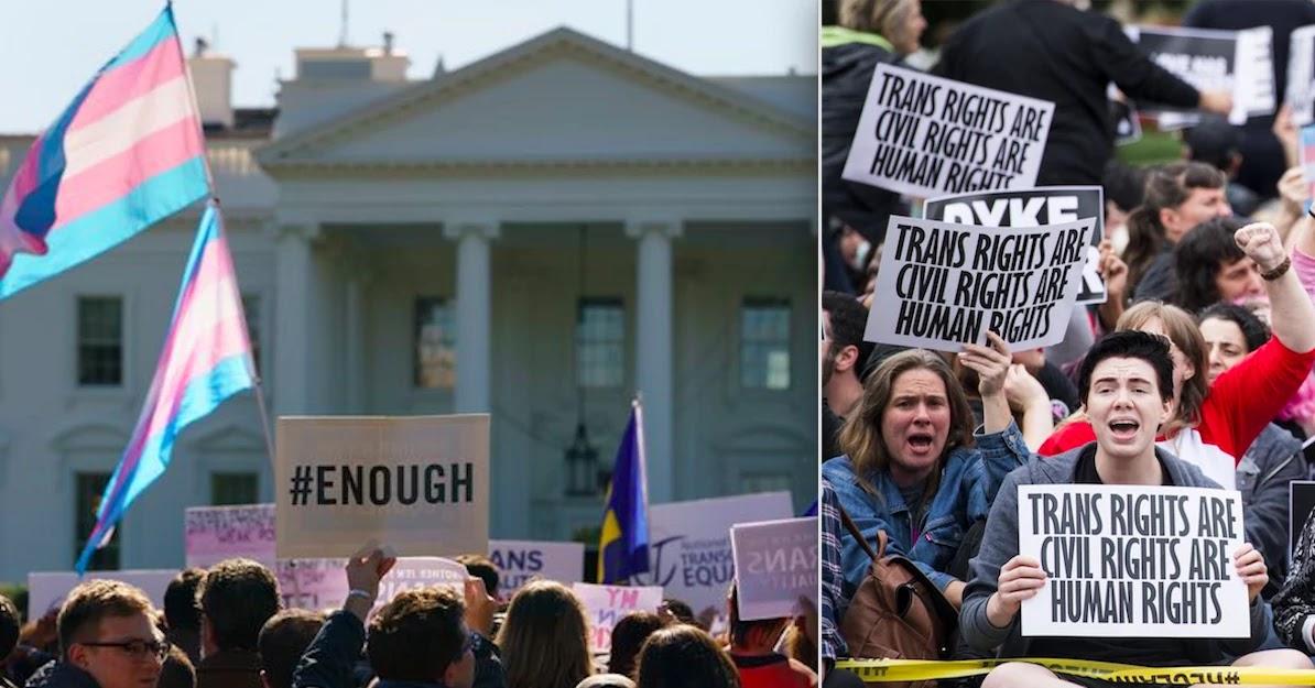 Trump's Heathcare Reforms Allow Providers To Discriminate Against Transgender Individuals