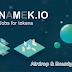 Namek (NMK) ICO Review, Rating, Token Price