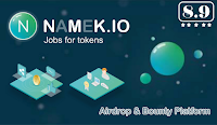 Namek (NMK) ICO Review, Rating, Token Price