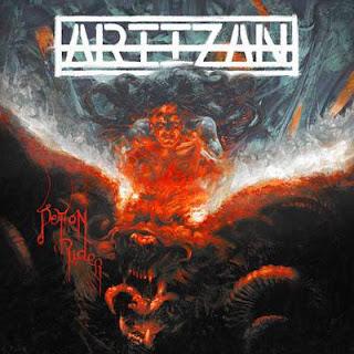 """Το τραγούδι των Artizan """"Demon Rider"""" από τον ομότιτλο δίσκο"""