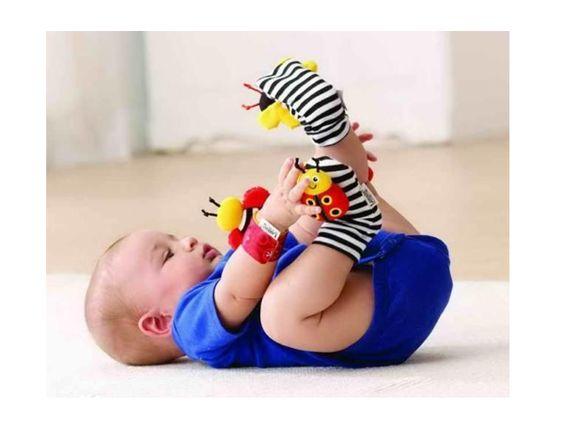 Dicas para divertir e estimular bebês até os 3 meses