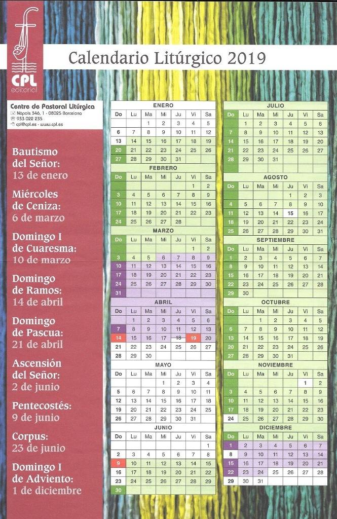 Aci Prensa Calendario.Imagineria Religiosa San Juan De Dios Calendario