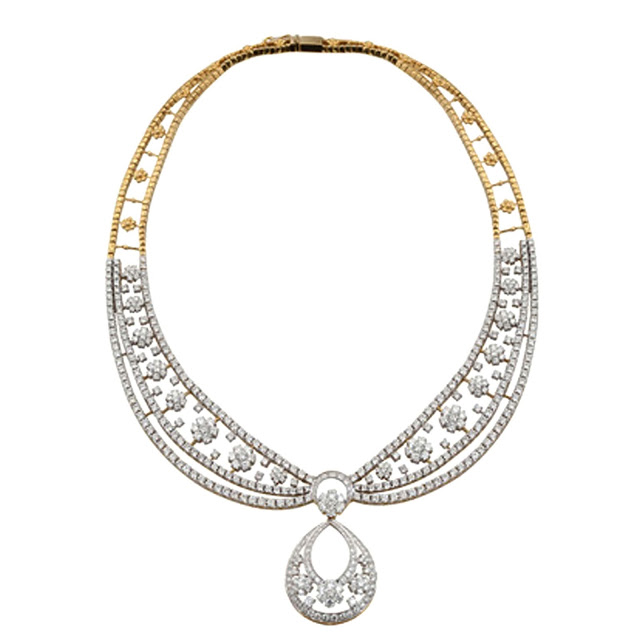 Diamond Necklace by VelvetCase.com- Rs. 17,45,629