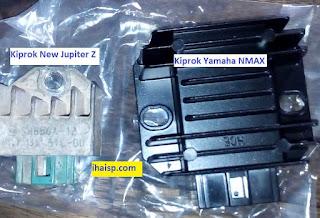 Bisakah Kiprok NMAX diaplikasikan ke Motor Lain