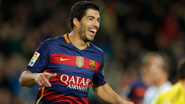 Luis Suárez insta al Barça a centrarse ahora en la Liga