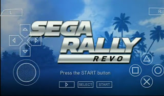 Sega Rally Revo ISO PPSSPP FOR ANDROID