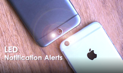 LED Flash For Calls And Notifications On Android And iOS