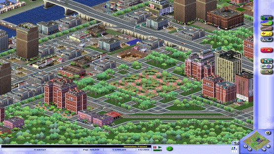 SimCity 3000 Unlimited Game Free Download