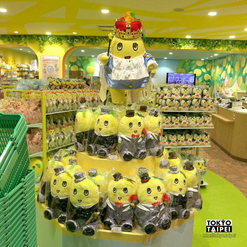 【LaLaport東京灣】「人優梨同」 來逛超好買的船梨精發跡地